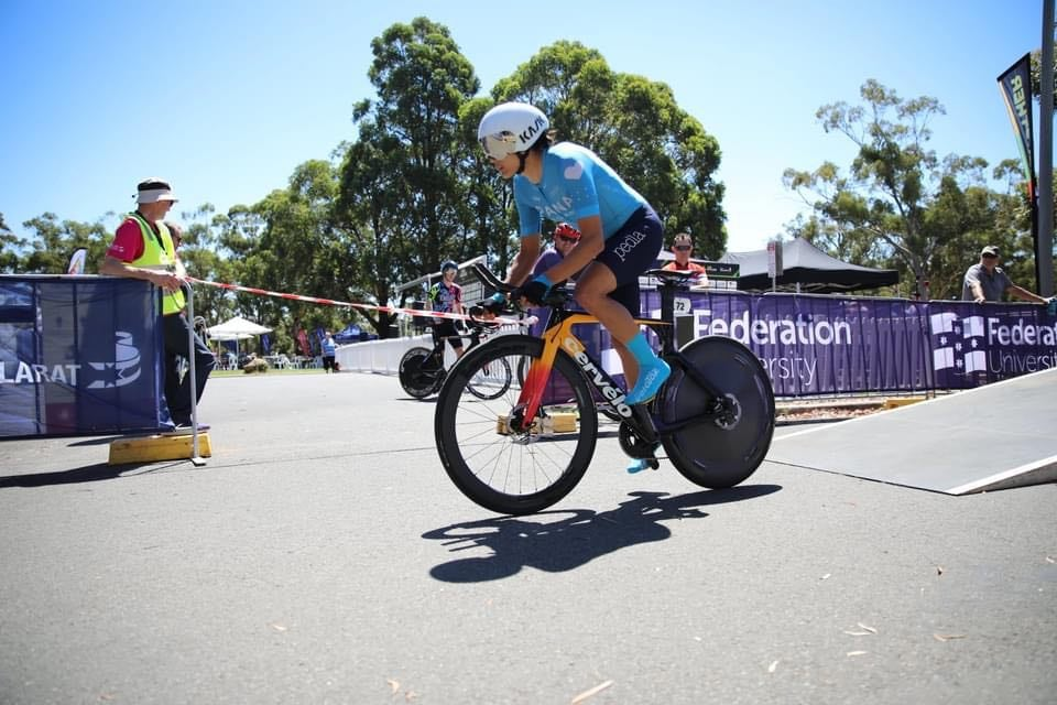 Well done to Vikings riders who raced at the 2021 Federation University Road National Champs!
