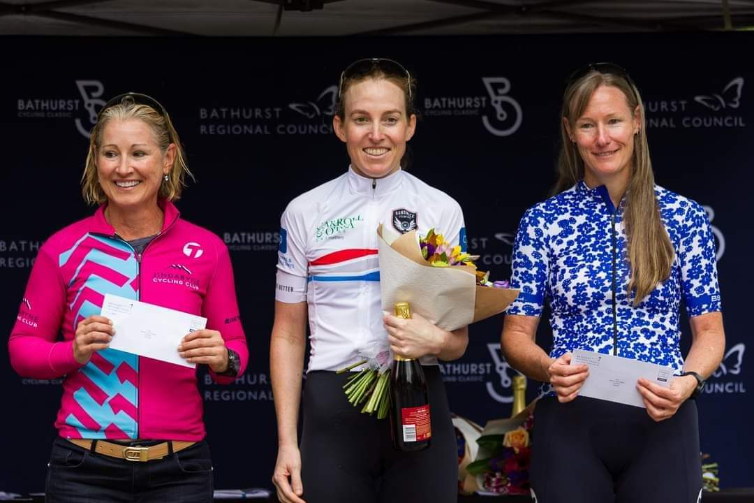 Congratulations Peta Brill – 2nd Place General Classification at The Bathurst Tour